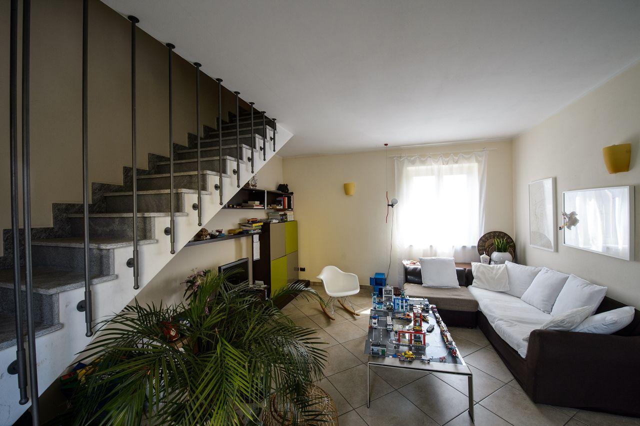 ingresso - villetta - soggiorno