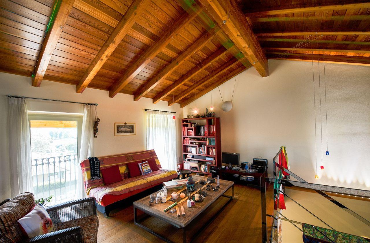 mansarda - villa - piano secondo
