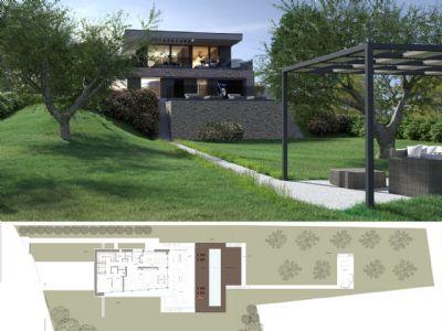 villa nuova costruzione Massino Visconti