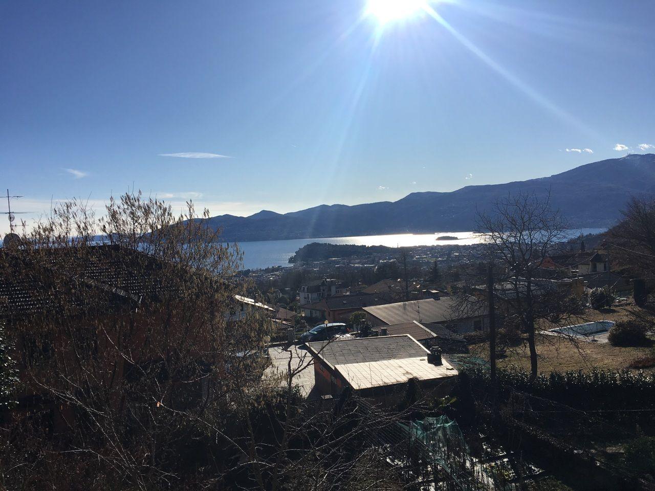 Appartamento Verbania vista lago