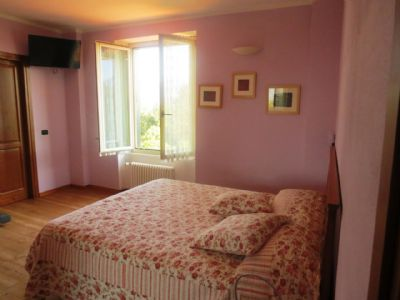 camera matrimoniale Arizzano