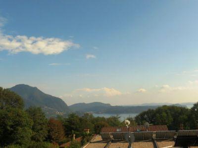 vista lago dal piano primo Arizzano