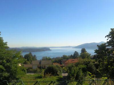 vista lago Arizzano