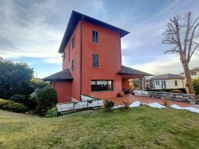 casa rossa Arizzano 2