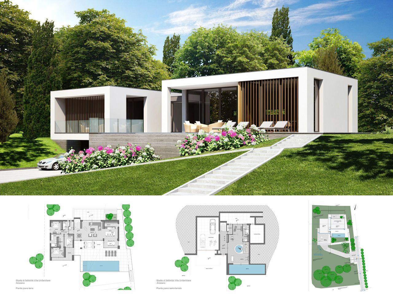 neubau villa kaufen in verbania mit pool und seeblick. Black Bedroom Furniture Sets. Home Design Ideas