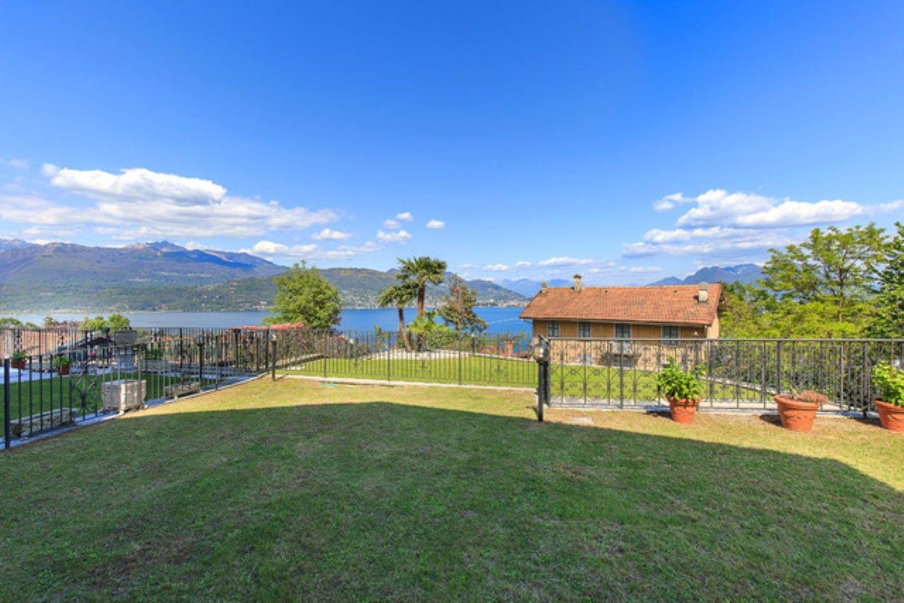 vista lago Baveno