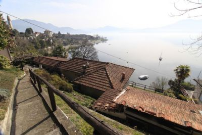 Cannero Panorama Blick