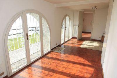 Wohnzimmer mit Kamin Haus Cannero