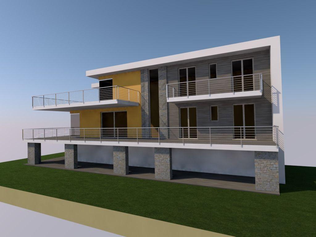 Cannero riviera casa indipendente 130mq 3 camere con giardino for Quanto costa una casa con 3 camere da letto