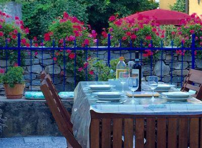 Terrazzo Giardino Casa Cannero