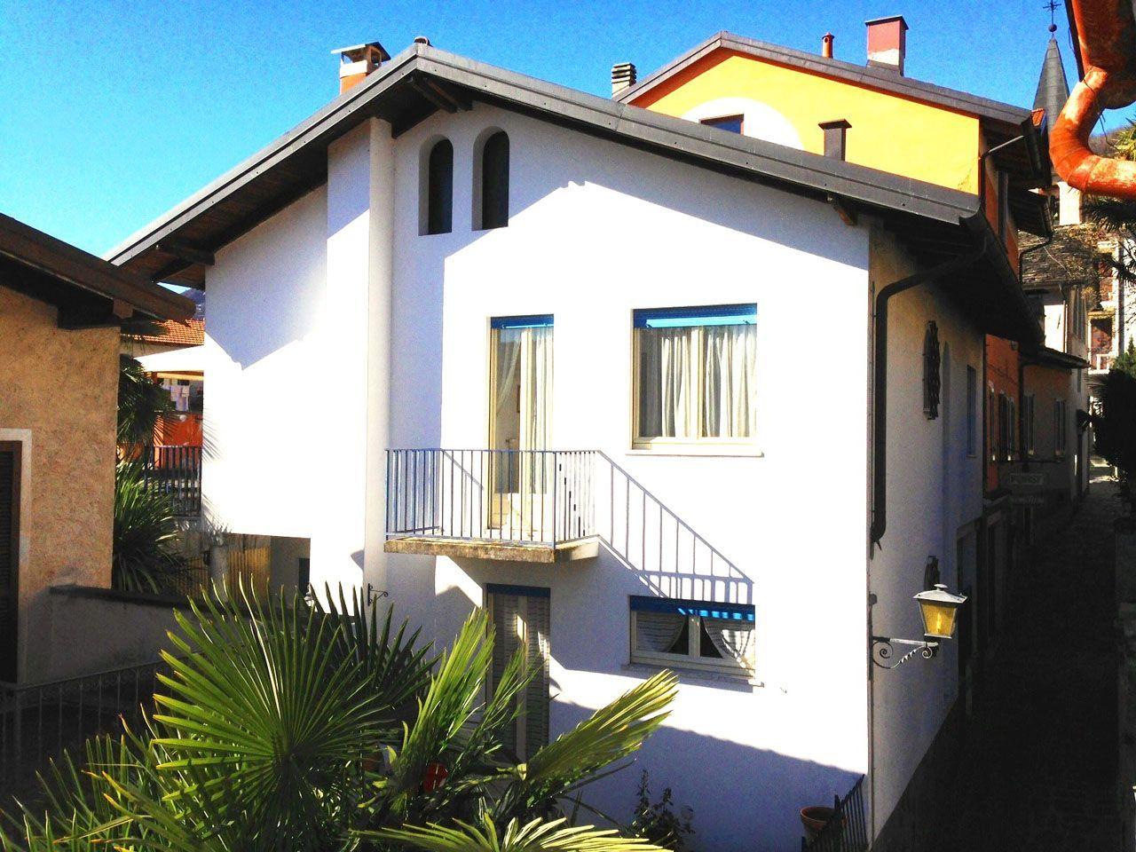 Einfamilienhaus In Cannero Riviera Mit Seeblick Garten Und Terrasse