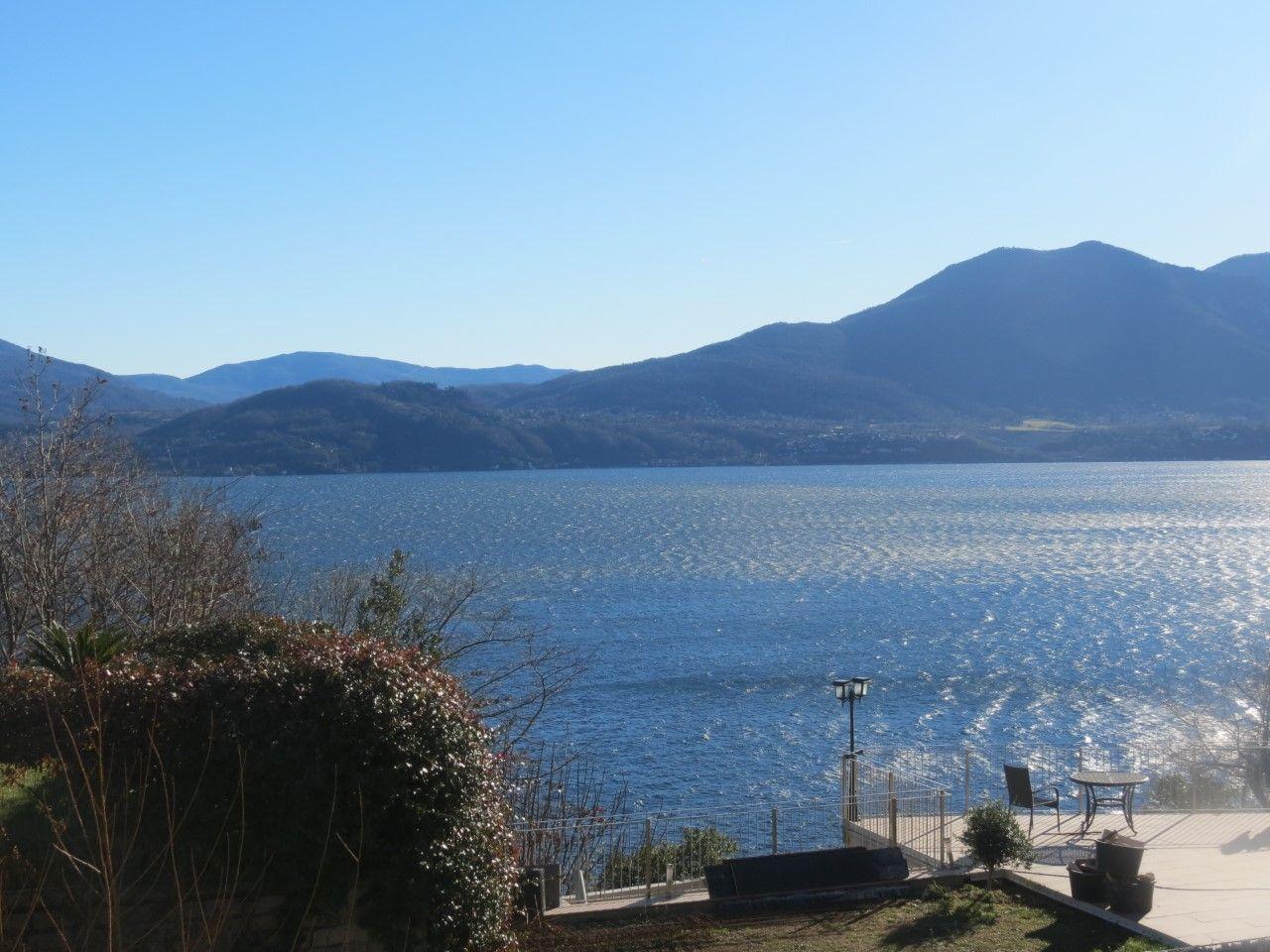 vista lago Ponte
