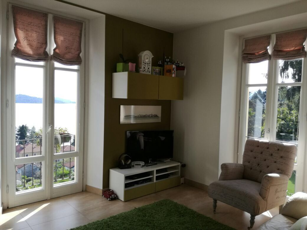 apartment in Verbania Biganzolo - Living room