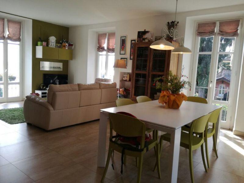 appartamento a Verbania Biganzolo - soggiorno
