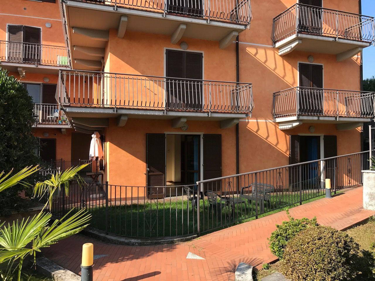 Facciata appartamento Feriolo