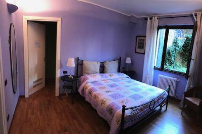 camera da letto appartamento Feriolo