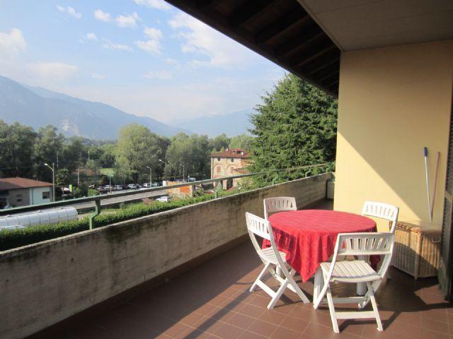 Verbania fondotoce appartamento con garage e terrazzo aa1854 for Garage con appartamento in cima
