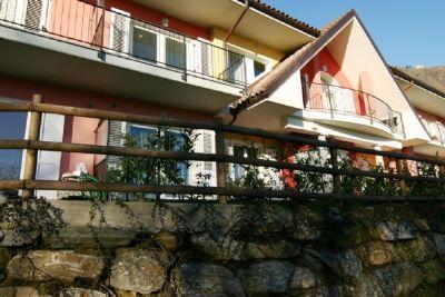 facciata appartamento Ghiffa