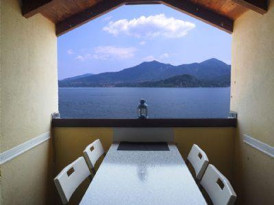 Yachting Residenz Ghiffa - Balkon