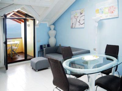Yachting Residenz Ghiffa - Wohnzimmer