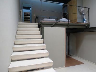 scala in ingresso Ghiffa