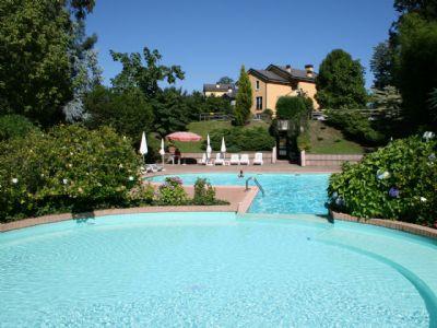 Residenz Villa Ada mit pool
