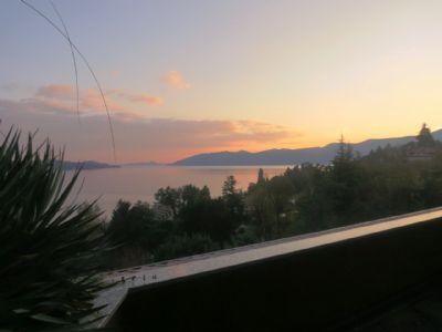 vista lago Selva