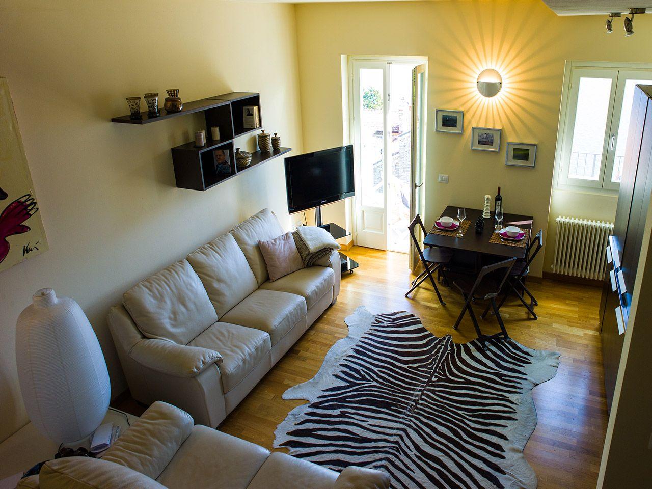 soggiorno appartamento Ghiffa