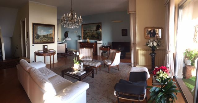 living room house Ghiffa