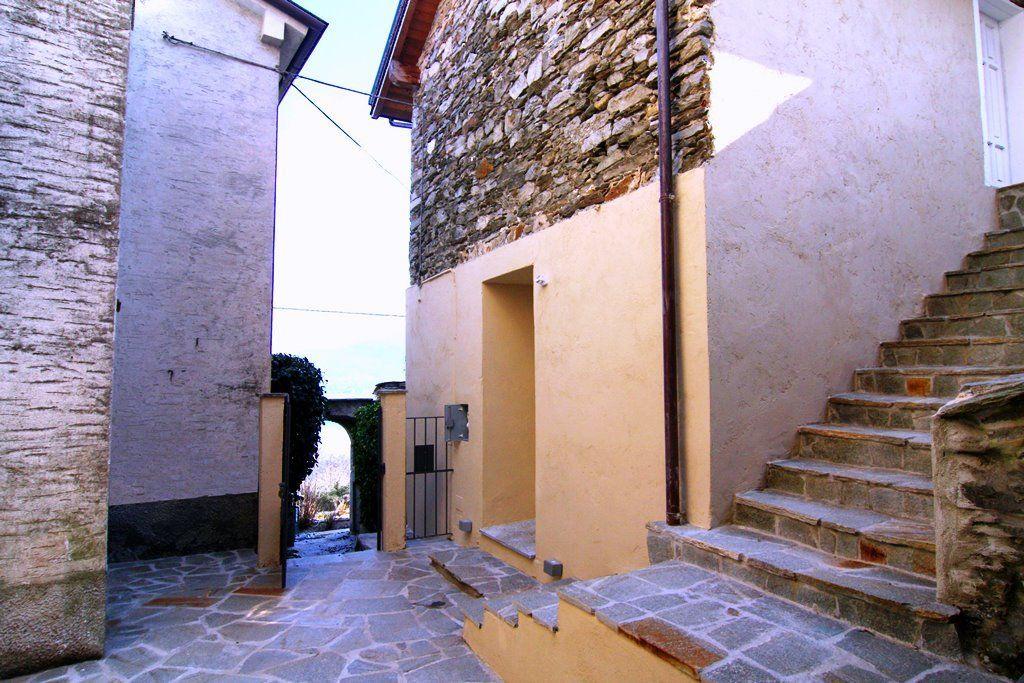 facciata esterna cortile