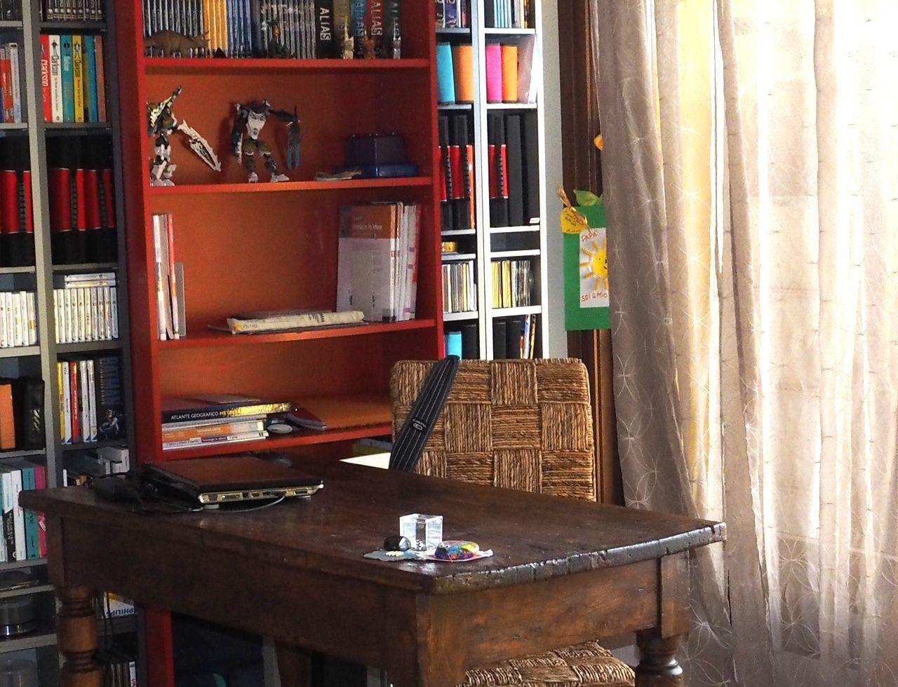 Three-room apartment in Verbania