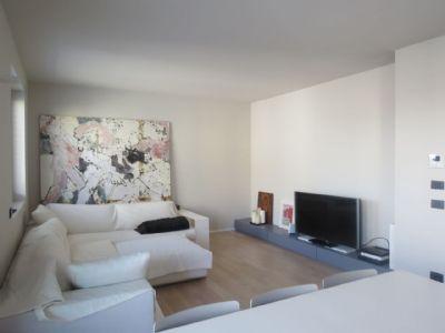 soggiorno appartamento piazza don Minzoni