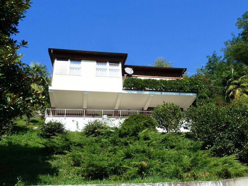 lago d'orta casa vista lago 2 camere con giardino e garage - Soggiorno Lago Dorta 2