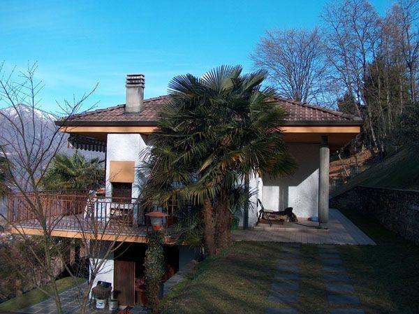 lago d'orta casa vista lago 2 camere con giardino e garage - case ... - Soggiorno Lago Dorta 2