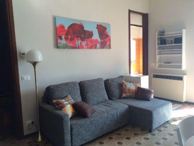 Apartment in Oggebbio in complex Pascia' - living room