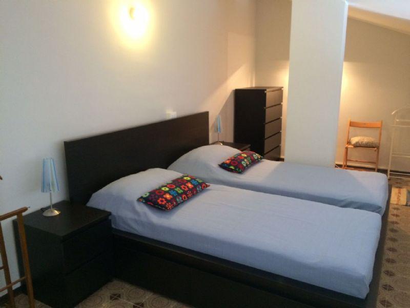 Apartment in Oggebbio in complex Pascia' - bedroom