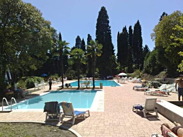 Apartment in Oggebbio in complex Pascia' -  pool