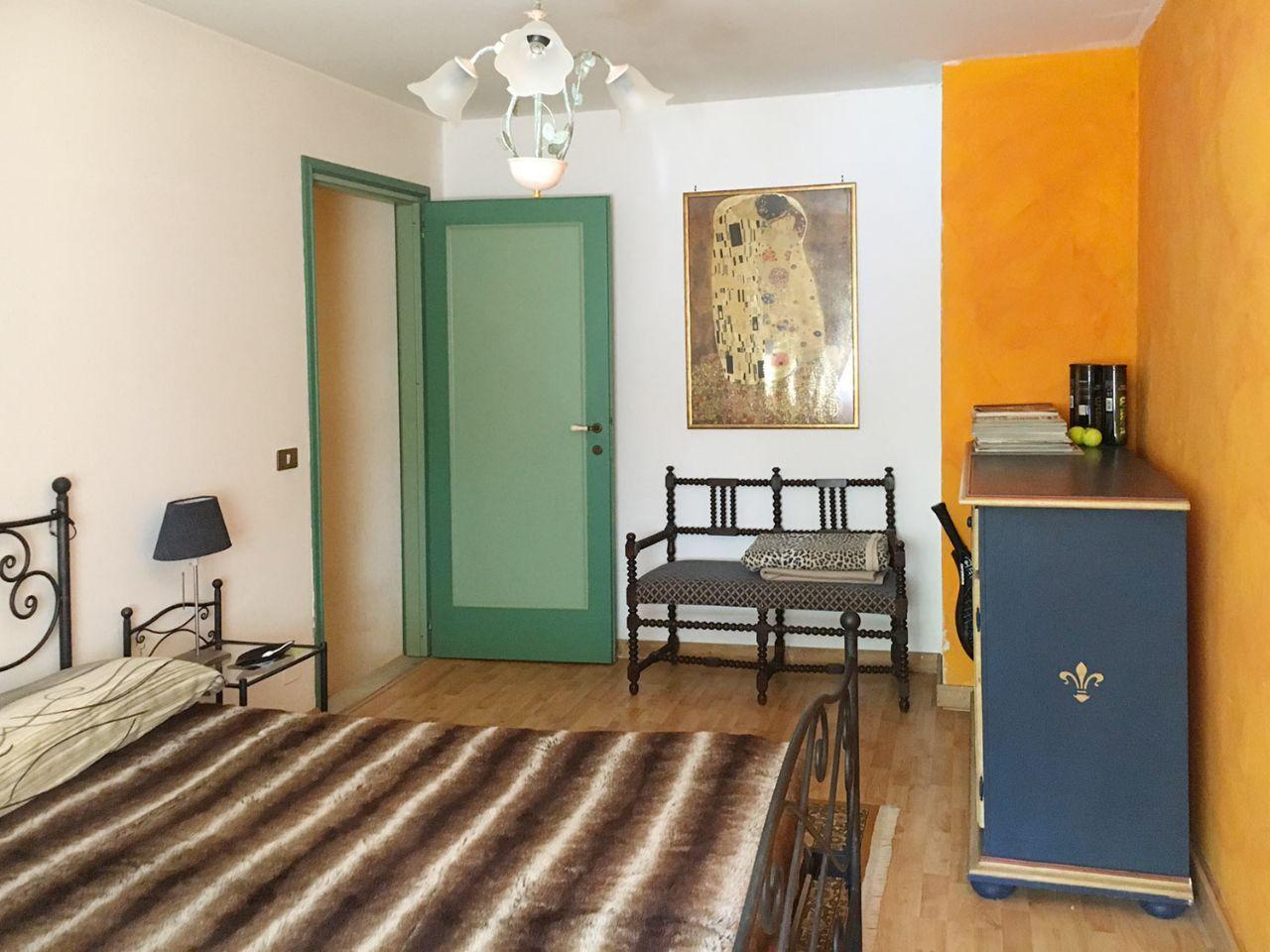 Oggebbio appartamento vista lago con garage e giardino aa2659 for Piani garage annessi con stanza bonus