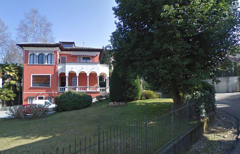 appartamento in villa d'epoca Verbania Pallanza