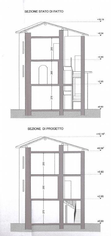 Casa su due piani progetto interesting nel mio progetto for Piani moderni della cabina di ceppo