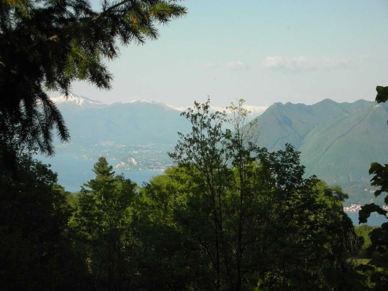 vista Gignese