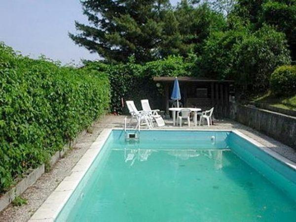 Stresa casa vista lago 360mq 3 camere con piscina e terrazzo