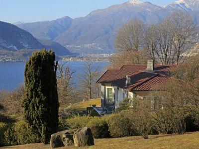 Villa a Verbania Suna
