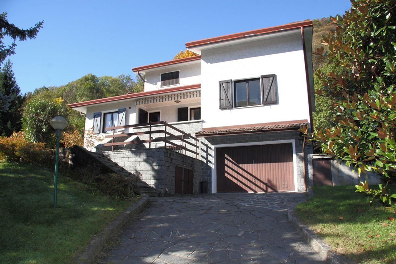 Valle intrasca casa indipendente 5 camere con giardino e garage - Case in affitto moncalieri con giardino ...