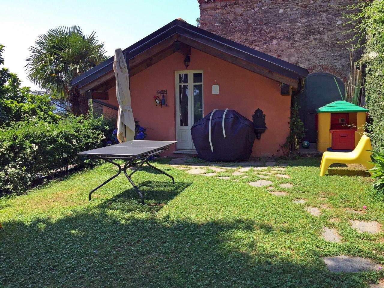 appartamento a Verbania Biganzolo giardino