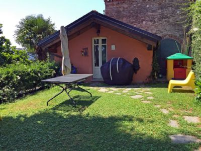 apartment in Verbania Biganzolo - garden
