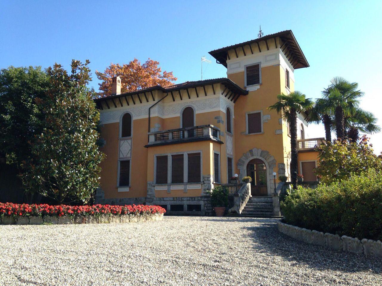 Villa d'epoca a Verbania Biganzolo