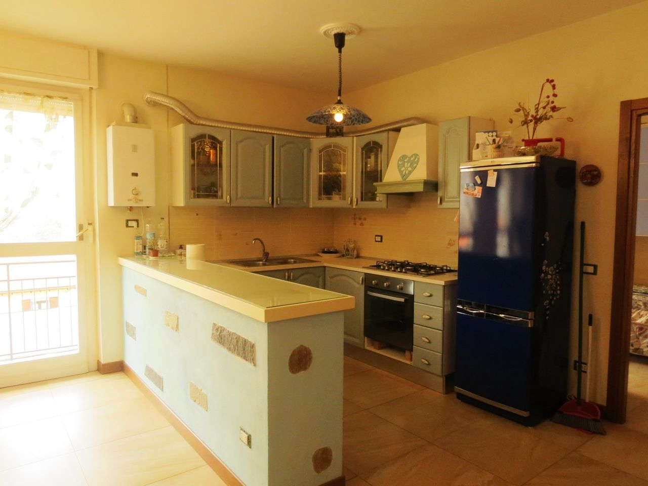 cucina a vista intra