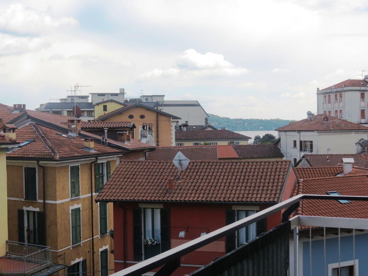 vista dal balcone Corso Garibaldi