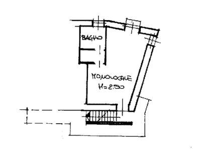 Appartamento monolocale a Verbania Intra